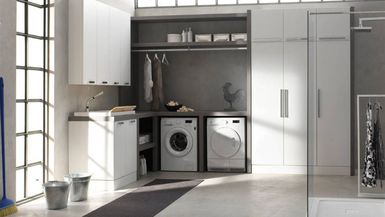 Bagno lavanderia mobili lavanderia cerasa mobile lavanderia